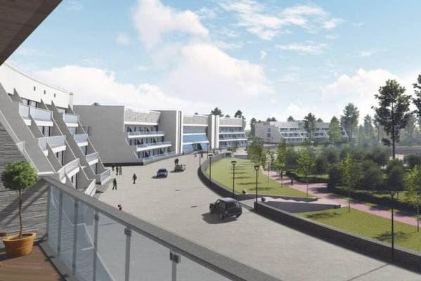 Скоро станет известно, кто построит Областную многопрофильную больницу в Краматорске