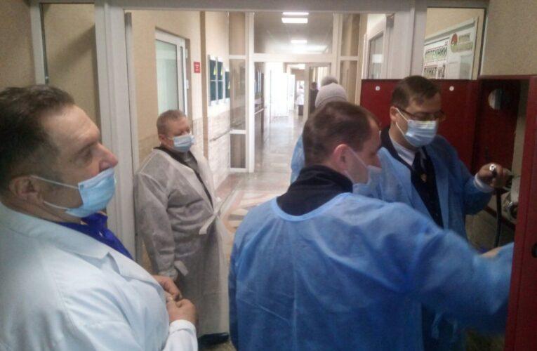 У Краматорську перевіряють стан пожежної безпеки в комунальних установах охорони здоров'я