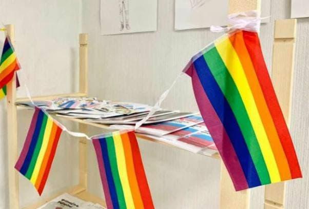 У Краматорську відкрився центр для спілкування ЛГБТ-спільноти