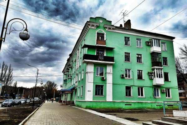 У Краматорськ на Трімуфальну переїхав Донецький обласний художній музей