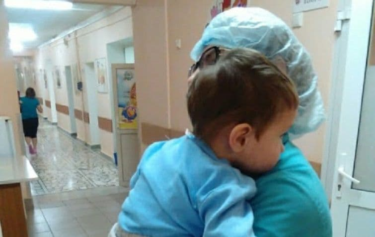 У Краматорську дитячу лікарню готують до прийому маленьких пацієнтів з коронавірусом