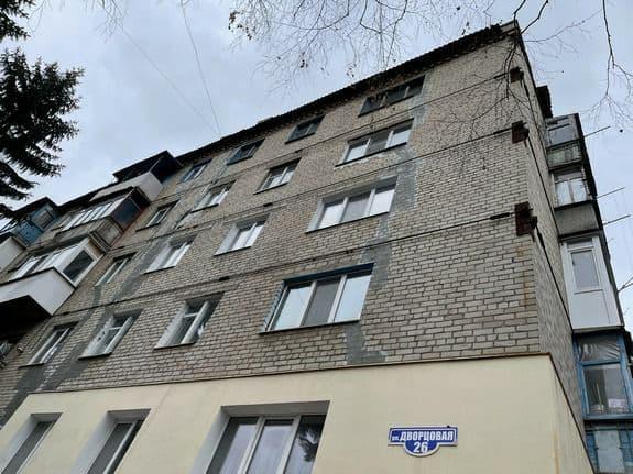 У Краматорську планується капітальний ремонт п'ятиповерхівки по вул. Двірцевій №26
