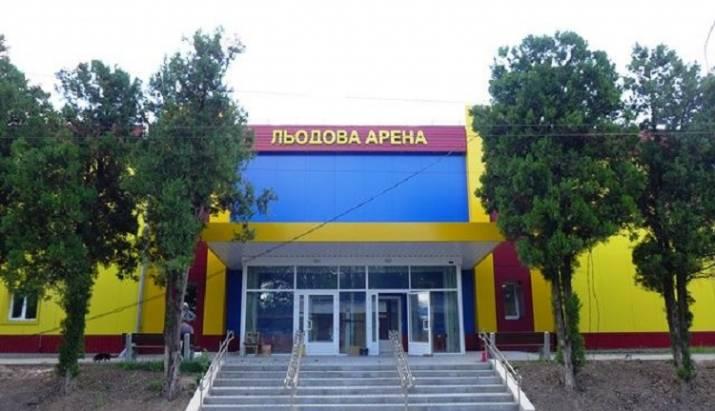 У Краматорську на Льодовій арені відкриють центр вакцинації від COVID-19