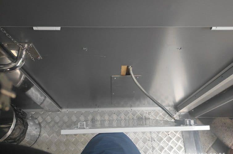 Модульні туалети в Краматорську не пережили свята і їх почали ламати
