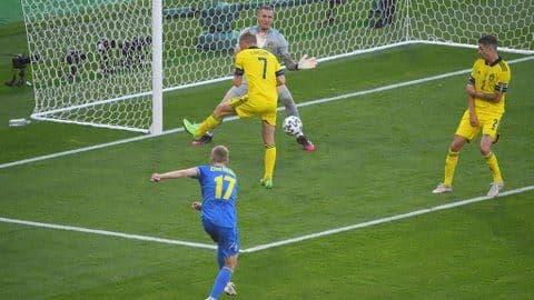 Україна в 1/4 фіналу чемпіонату Європи